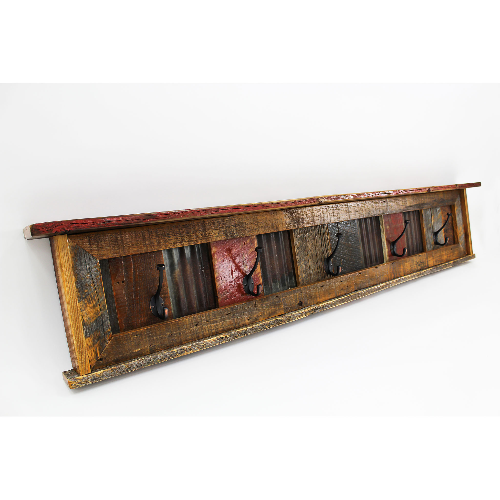 Reclaimed-Barnwood-Wall-Mounted-Coat-Rack-With-Shelf-3