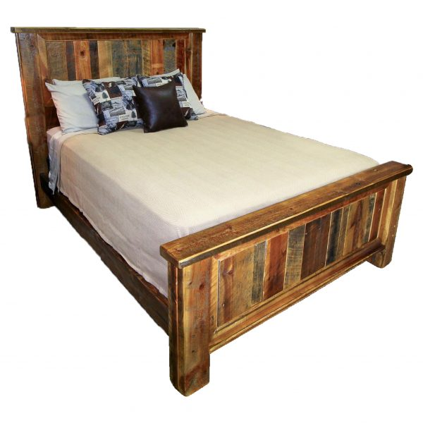 Reclaimed-Wood-Panel-Bed-4