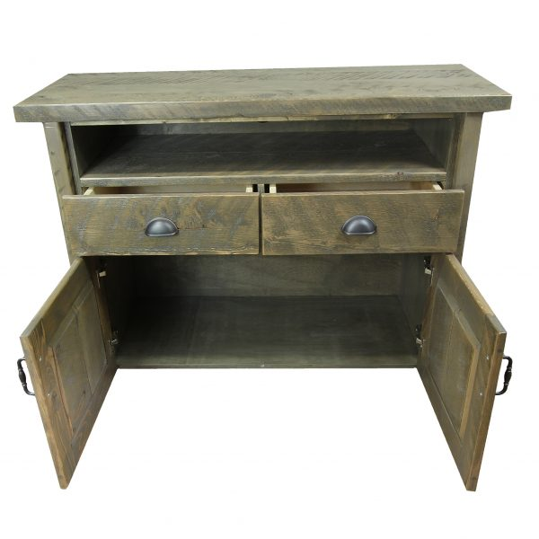 Rustic-TV-Console-With-Drawers-Smoke-2