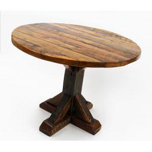 Barnwood-Pedestal-Round-Table-1