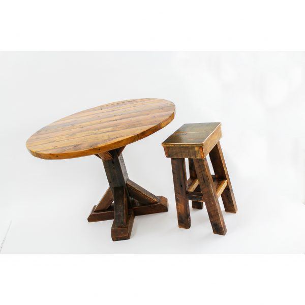 Barnwood-Pedestal-Round-Table-2