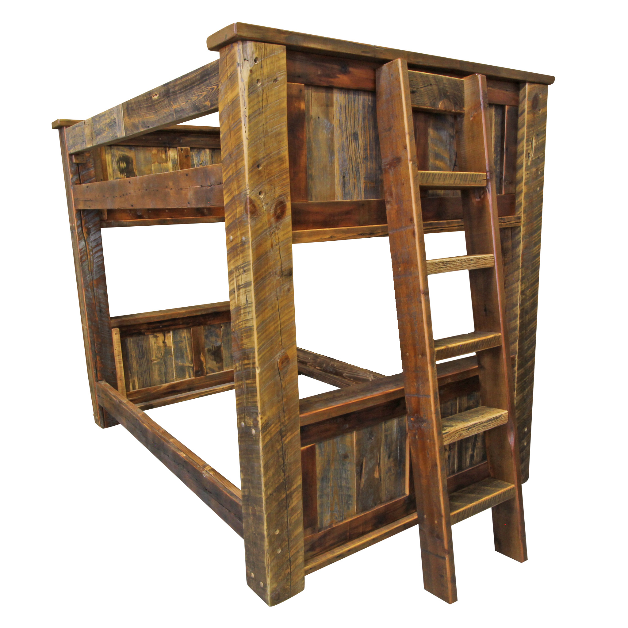 Big Wooden Bunk Beds Marcuscable Com