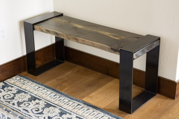 Contemporary-Industrial-Metal-Wood-Bench-4
