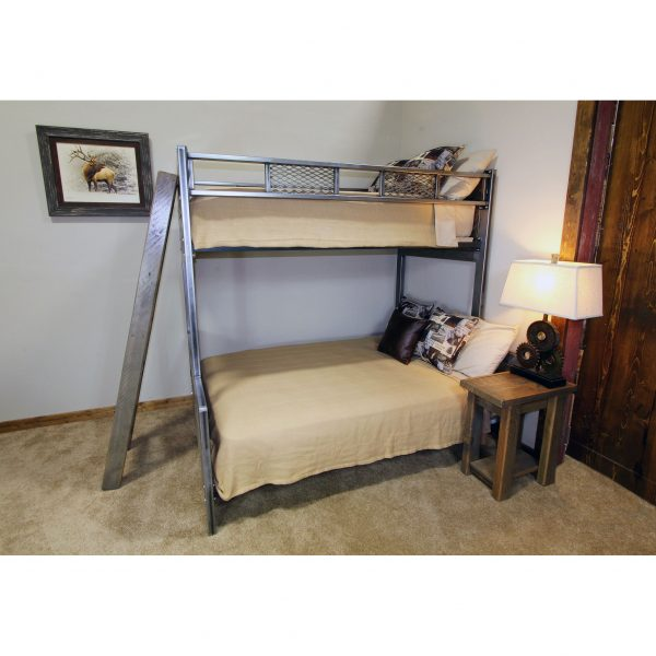 Industrial-Metal-And-Wood-Bunk-Bed-2