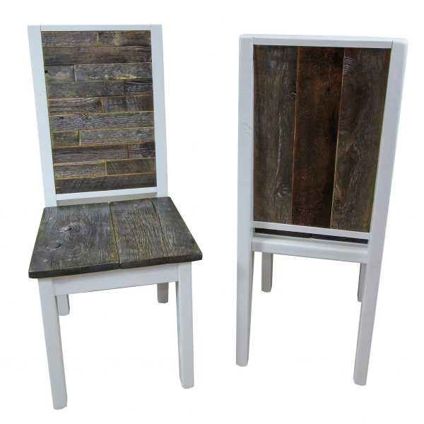 Modern-White-Chair-With-Reclaimed-Wood-Inset-3