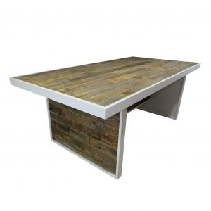 Modern-White-Painted-Table-With-Reclaimed-Inlay-1