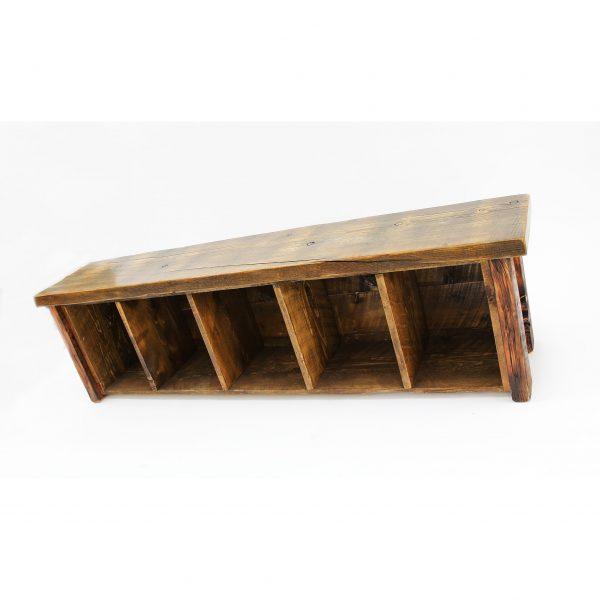 Reclaimed-Barnwood-Storage-Bench-2