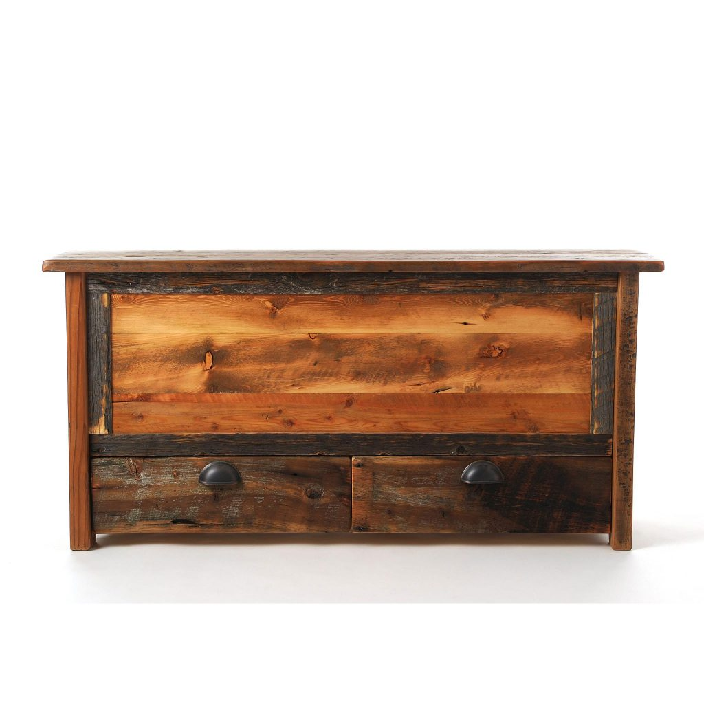 Reclaimed-Blanket-Chest-With-Drawers-1