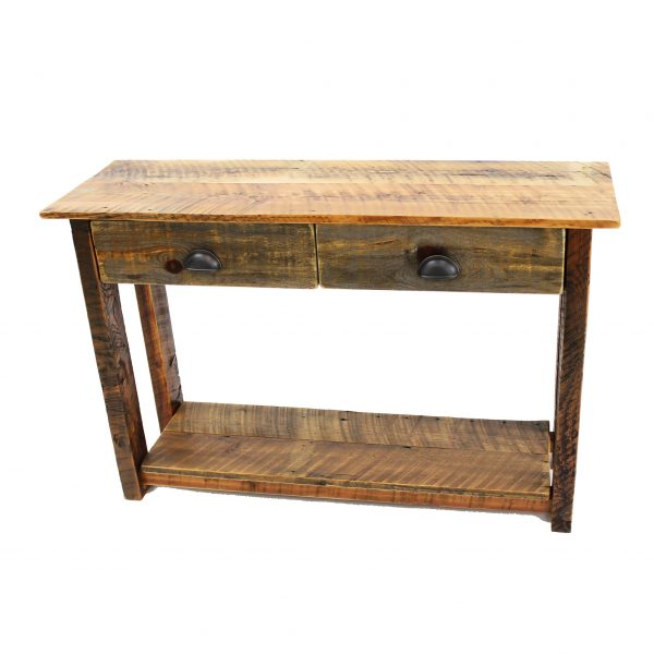 Reclaimed-Entry-Table-With-Drawers-2