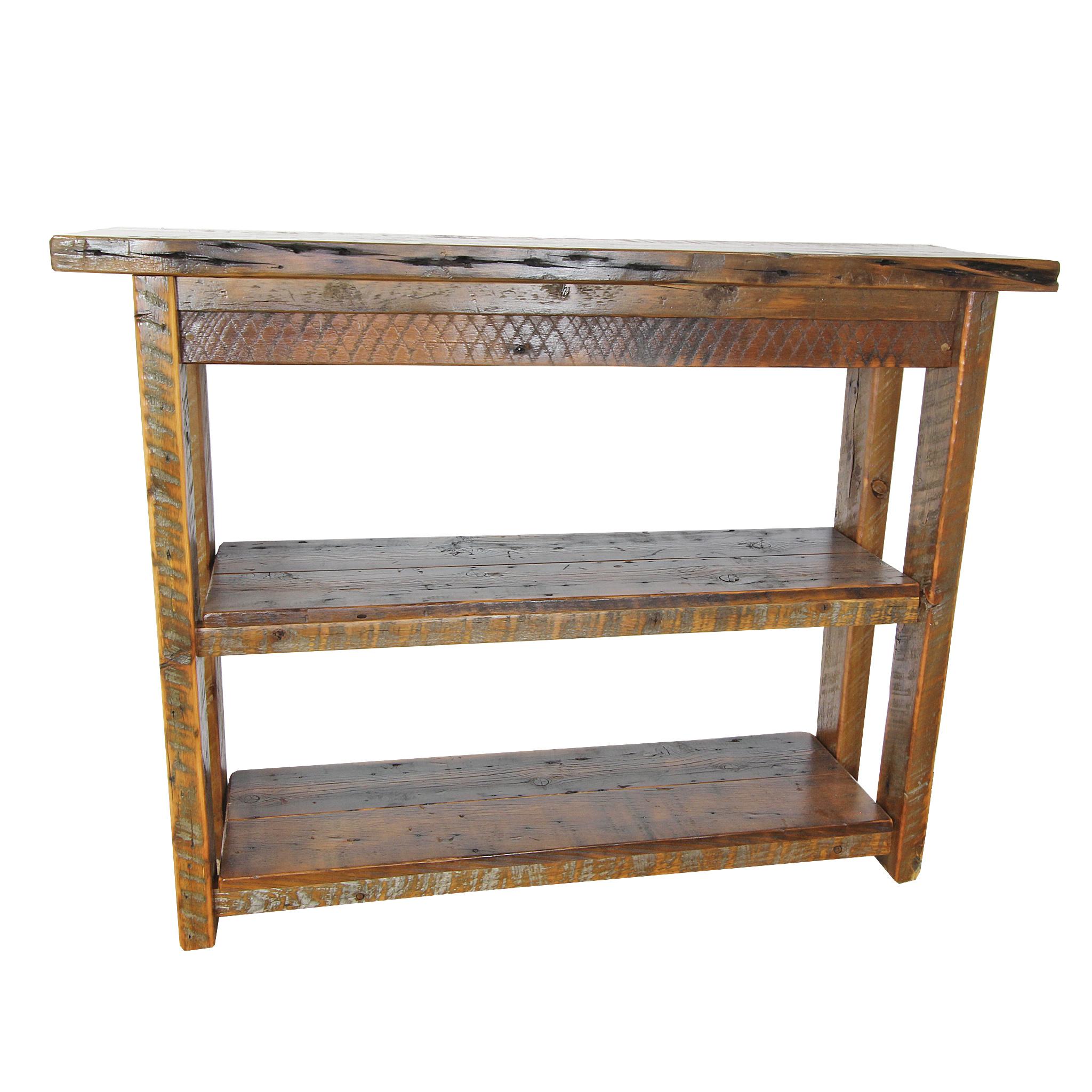 Reclaimed Sofa Side Table 1 2048