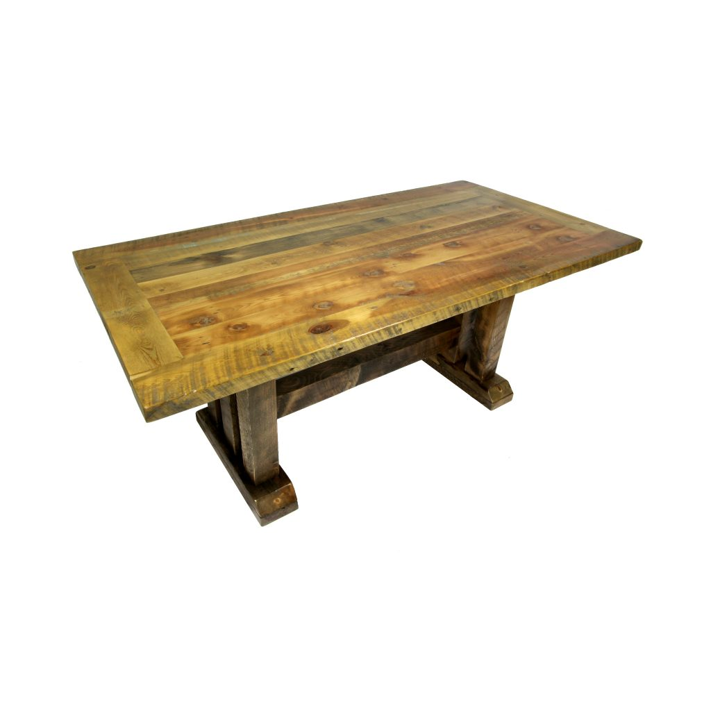 Reclaimed-Trestle-Dining-Table-1