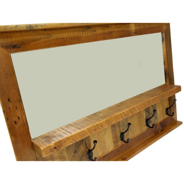 Reclaimed-Wood-Coat-Rack-With-Mirror-2
