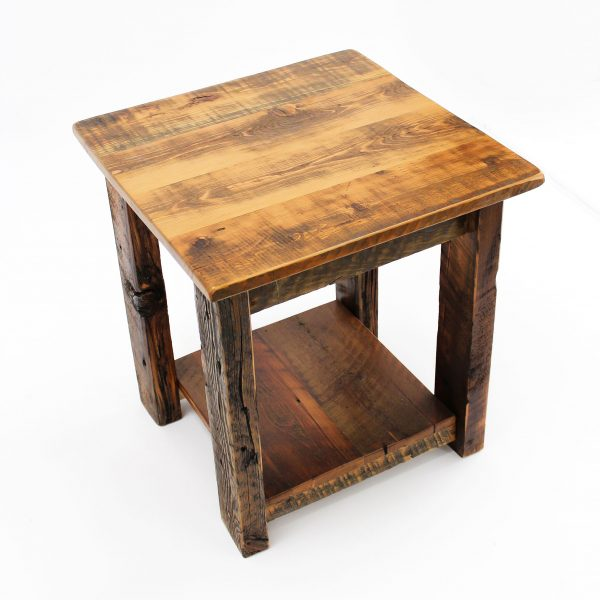Reclaimed-Wood-End-Table-1