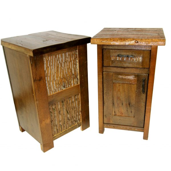 Refined-Rustic-1-Drawer-Nightstand-3