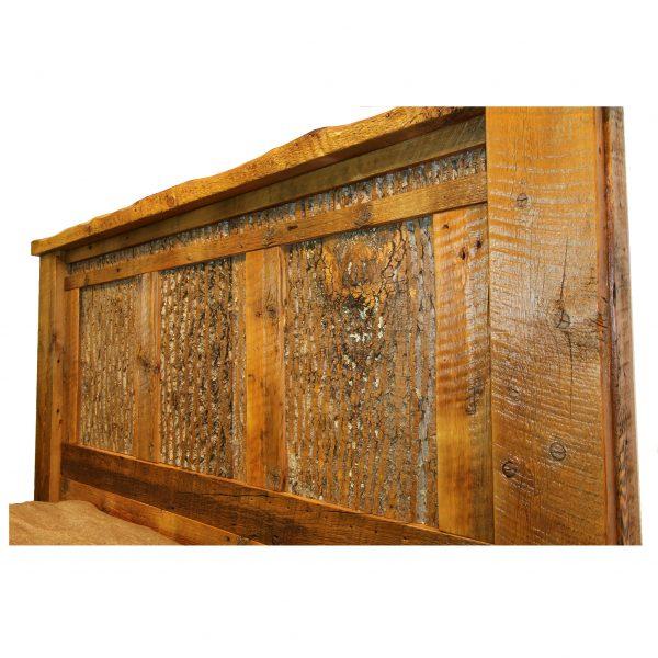 Refined-Rustic-Barnwood-Bed-2