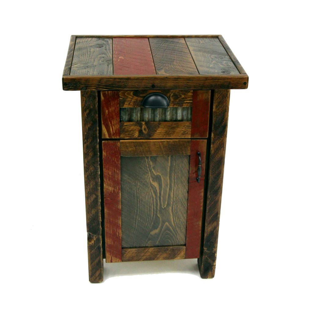 Rustic-Cabinet-Storage-Nightstand-1