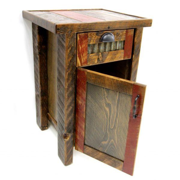 Rustic-Cabinet-Storage-Nightstand-3