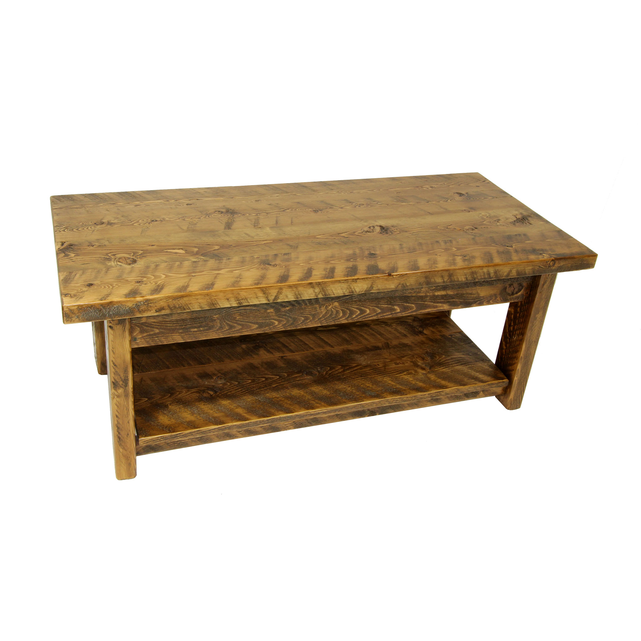 Rustic Coffee Table 1