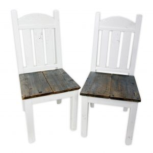 Rustic-Dining-Chair-With-Curved-Top-1