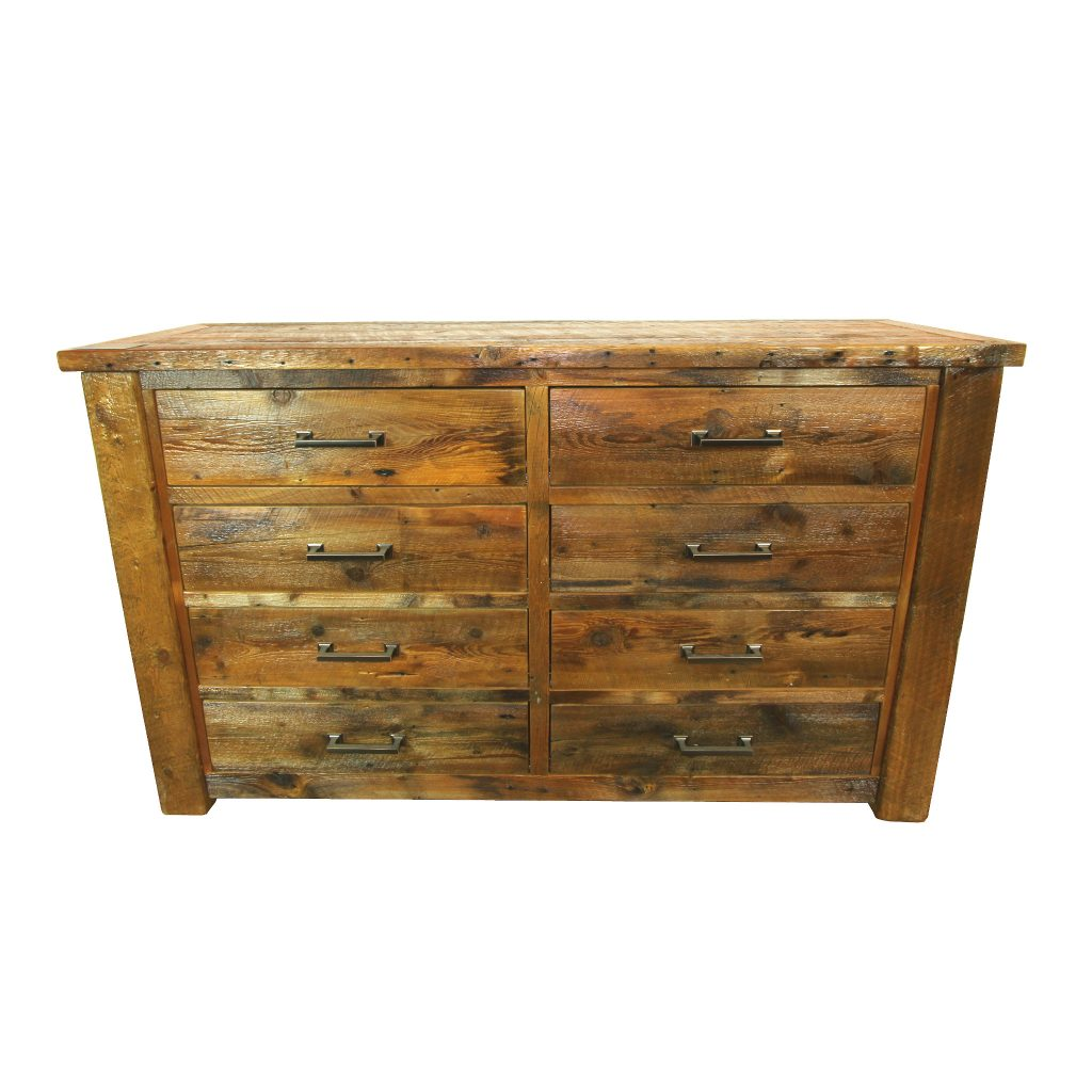 Rustic-Lodge-Wood-Dresser-1