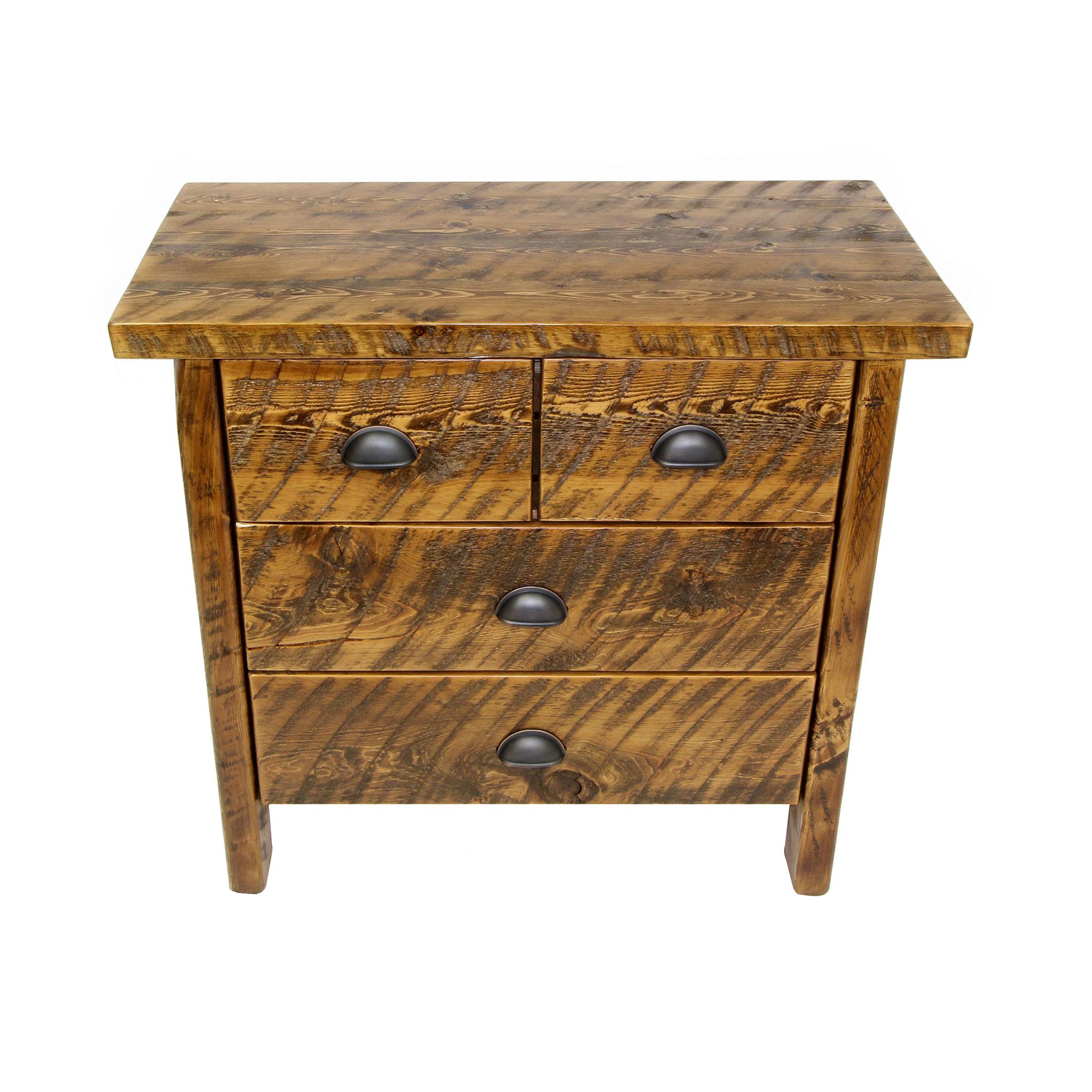 Rustic Small Dresser