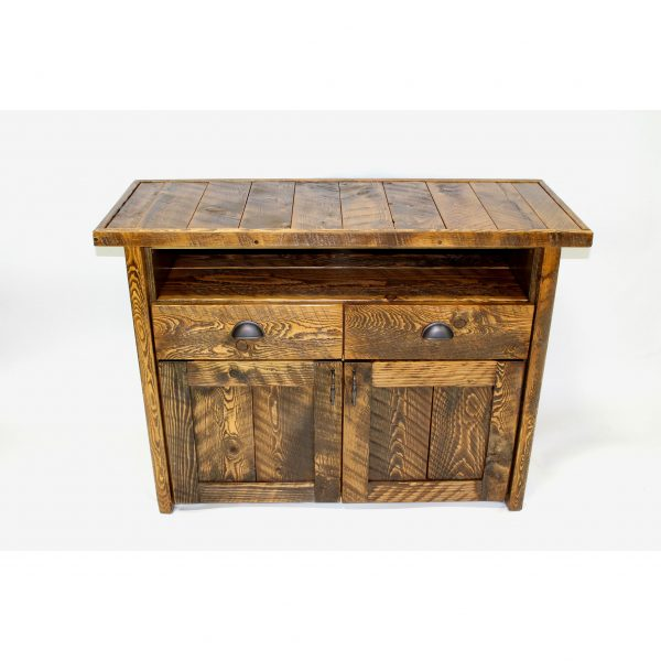 Rustic-TV-Console-With-Drawers-1