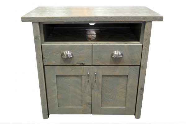 Rustic-TV-Console-With-Drawers-3