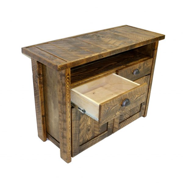 Rustic-TV-Console-With-Drawers-4