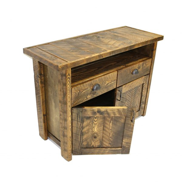 Rustic-TV-Console-With-Drawers-5