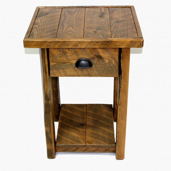 Rustic-Wood-1-Drawer-Nightstand-1