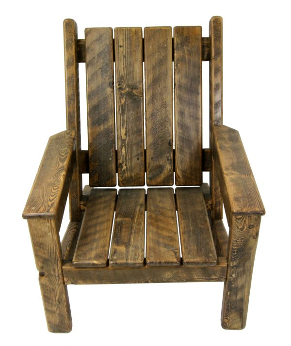 Rustic-Wood-Adirondack-Chair-1