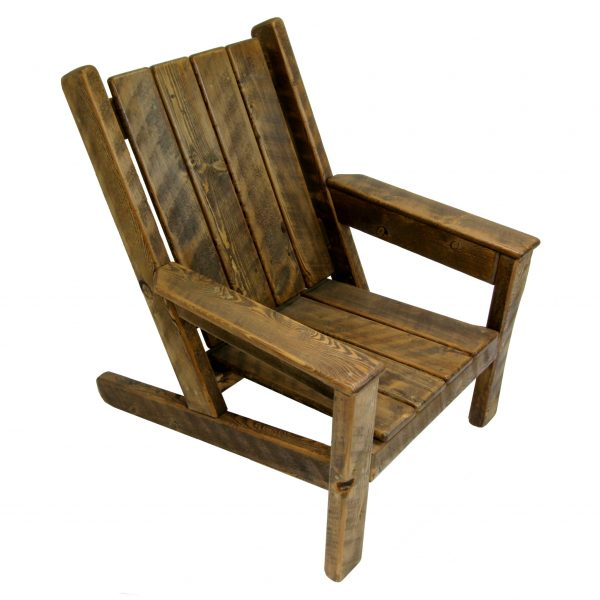 Rustic-Wood-Adirondack-Chair-2