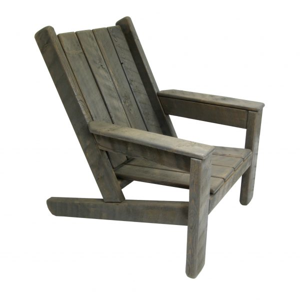 Rustic-Wood-Adirondack-Chair-4