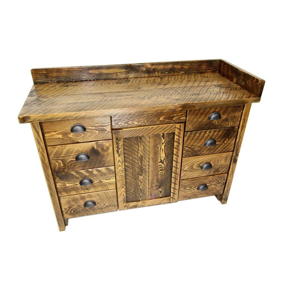 Rustic-Wood-Bathroom-Vanity-1