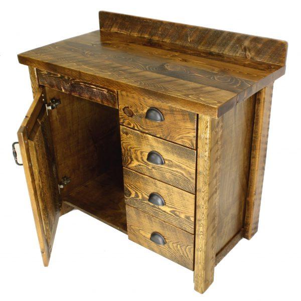 Rustic-Wood-Bathroom-Vanity-With-Drawers-2