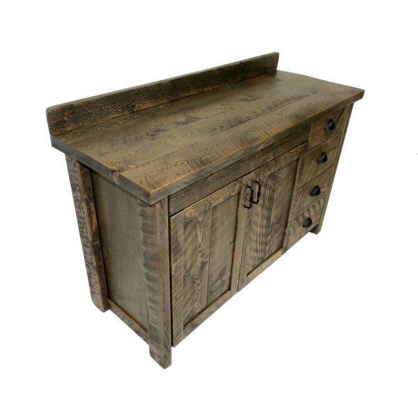Rustic-Wood-Bathroom-Vanity-With-Drawers-4
