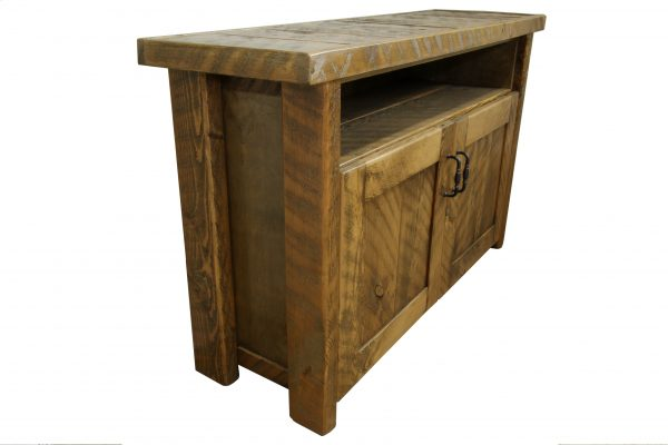 Rustic-Wood-Cabinet-TV-Console-2