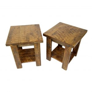 Rustic-Wood-Side-Table-1