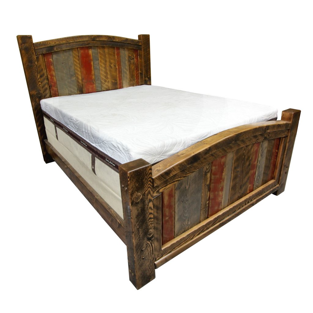 Rustic_Curved_Top_Bed_1