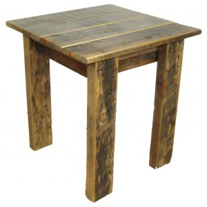 Simple-Reclaimed-Barnwood-End-Table-2