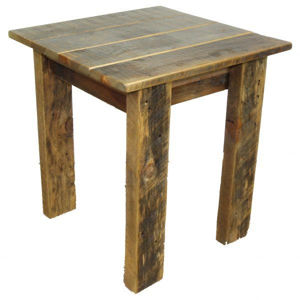 Simple-Reclaimed-Barnwood-End-Table-2