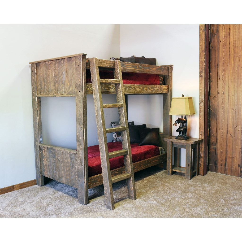 Yellowstone-Wood-Bunk-Bed