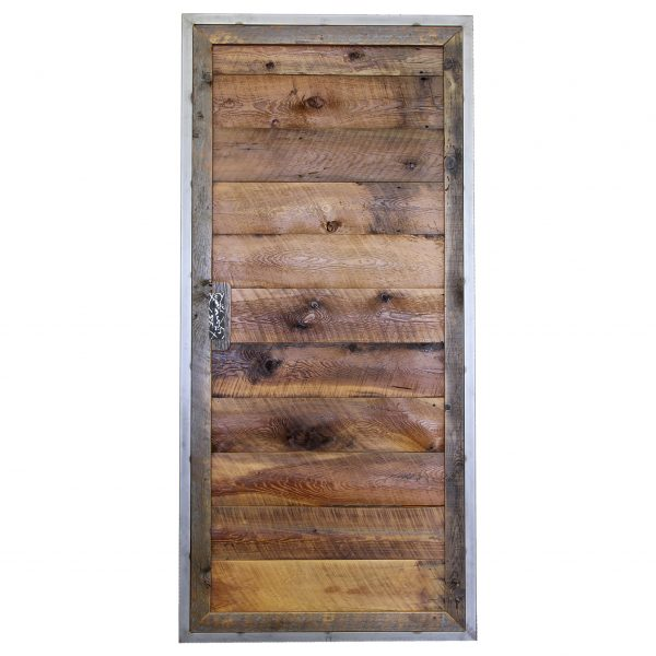 industrial-metal-and-reclaimed-wood-barn-door