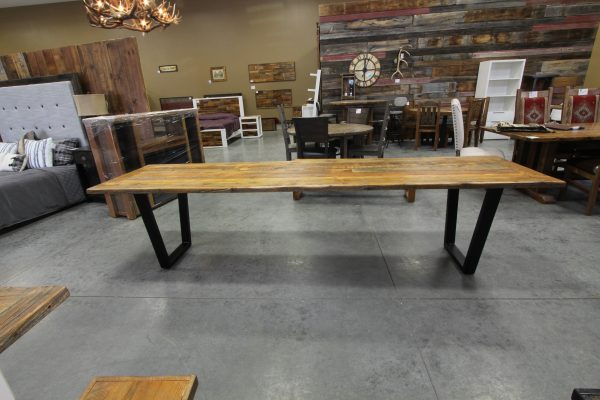 Reclaimed-dining-table-with-metal-base-1