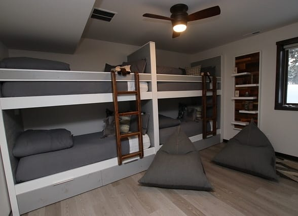 Custom Built In Bunk Beds Four Corner Furniture Bozeman Mt