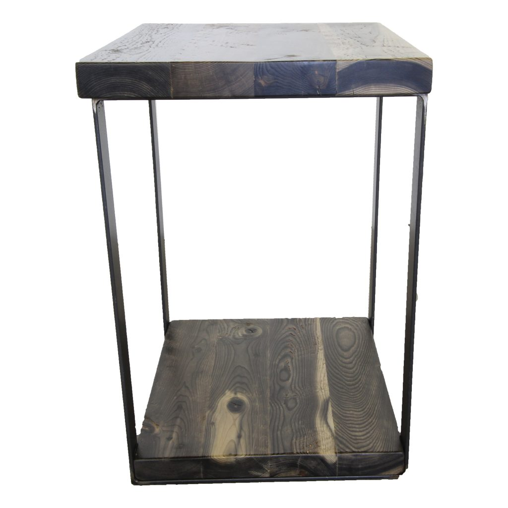 Industrial-Contemporary-Metal-And-Wood-Nightstand-3
