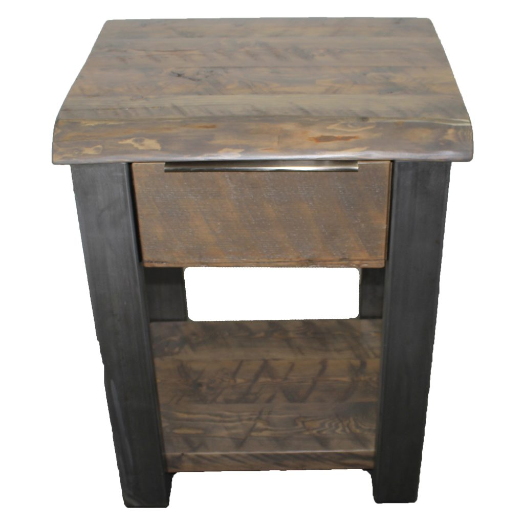 Modern-Metal-Live-Edge-Nightstand-1