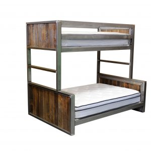 modern-metal-and-reclaimed-wood-bunk-bed-1