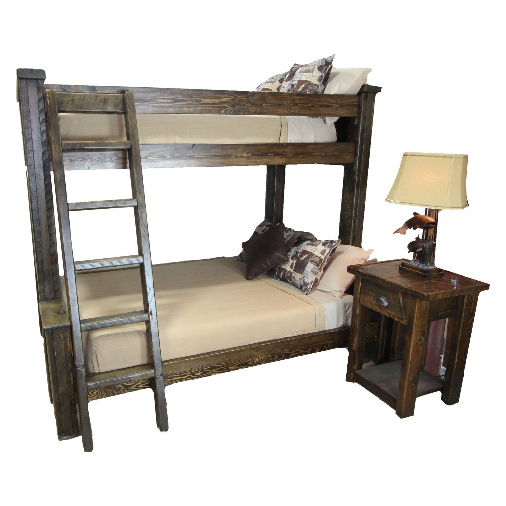 Bunk-Saddle-Peak-Rustic-Trim-RS-1