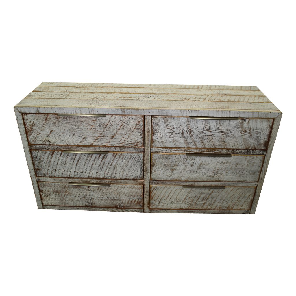 White-Washed-Modern-Rustic-Dresser-1